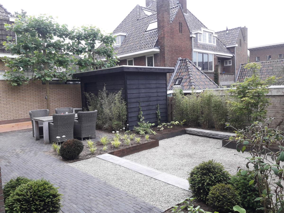 Tuinaanleg 's Hertogenbosch